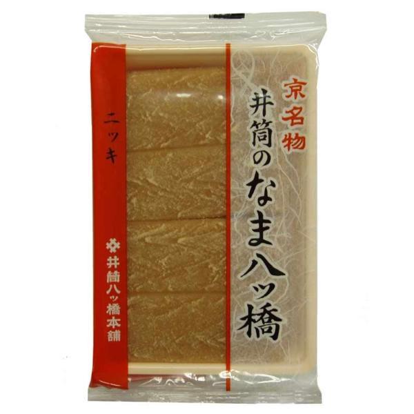 井筒のなま八ツ橋 ニッキ(28枚入/簡易包装) 京都名産 お土産