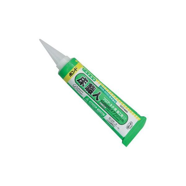 コニシ 1液型ウレタン樹脂系接着剤 床職人 KU928C-X  アプリパック 600ml 12本入|togiyanet