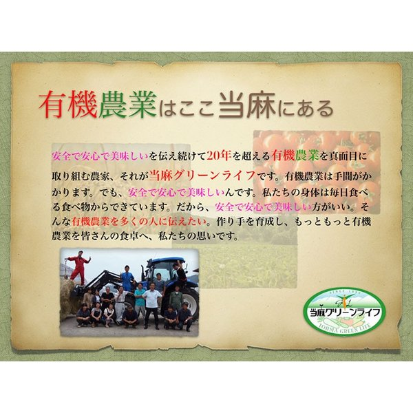 北海道米 令和元年産 安心 安全 有機米 お米 当麻  有機JAS とっとき 純子 (有機栽培 ゆめぴりか 100%) 10kg 米  有機栽培米 オーガニック 北海道|tohma-greenlife|11