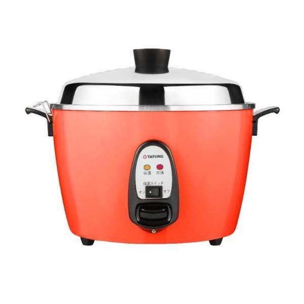 大同電鍋日本公式売店ー大同電気釜(大同電鍋) 炊飯器 10合 ー赤Lサイズ|toj