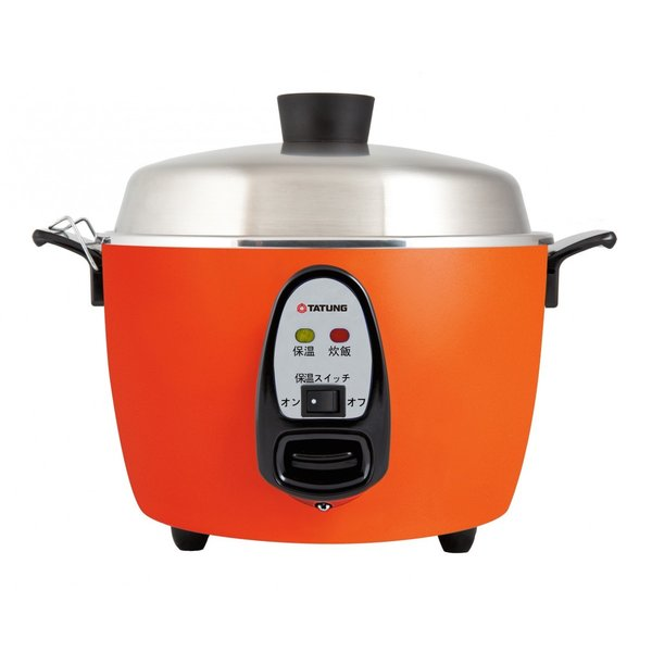 大同電鍋日本公式売店ー大同電気釜(大同電鍋) 炊飯器 6合 ー赤Mサイズ|toj