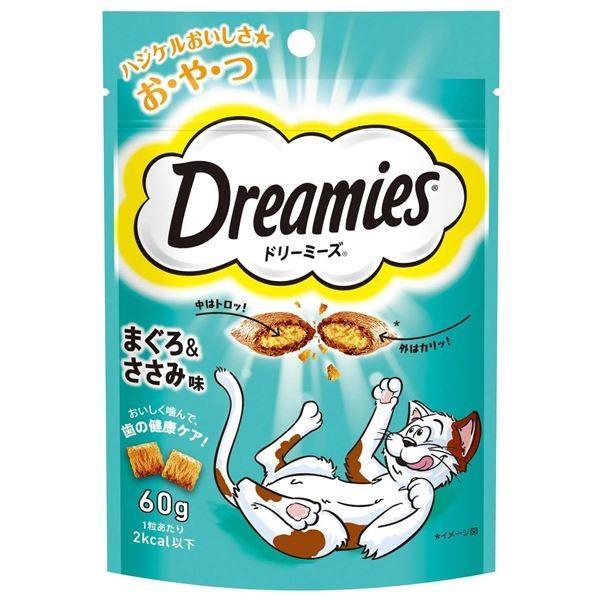 <title>DRE8 ドリーミーズ まぐろささみ味60g 36セット 人気海外一番</title>