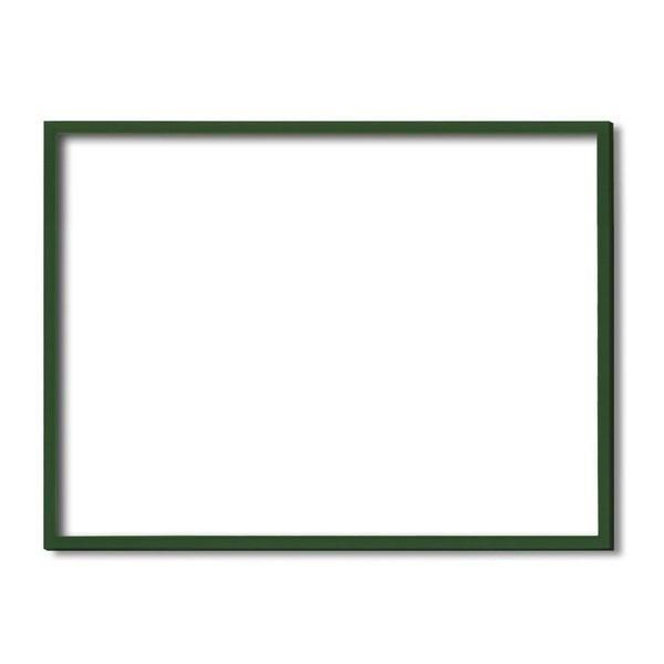 <title>額縁 フレーム 大全紙サイズ 727×545mm グリーン緑 壁掛けひも付き 化粧箱入り 5767 市場</title>