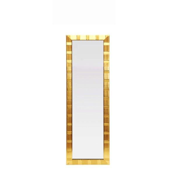 公式通販 ウォールミラー 全身姿見鏡 壁掛け用 HJ Hand made in GOLD ついに再販開始 日本製 飛散防止付 ミラー 3尺 Japan