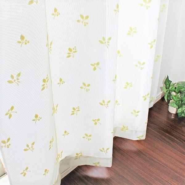 <title>2枚組 断熱 NEW売り切れる前に☆ 保温パイルミラーレースカーテン 100x198cm 日本製</title>