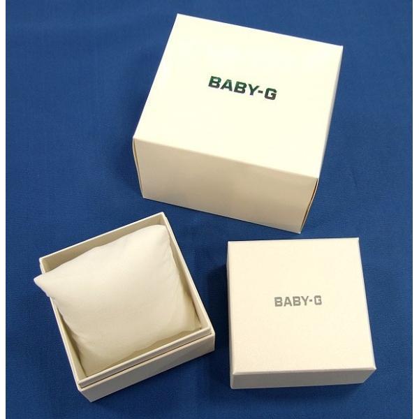 BABY-G ベビージー BGD-5000-7DJF 電波ソーラー スクエアモデル レディース 女性向け腕時計 ホワイト×ピンク|tokei-akashiya|04