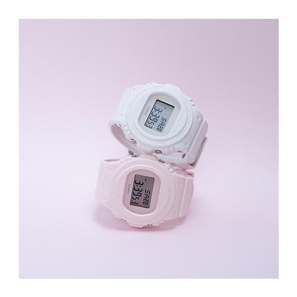 BABY-G ベビージー BGD-570-4JF レトロ・クラシック デジタル表示 レディース 腕時計 オールピンク tokei-akashiya 05