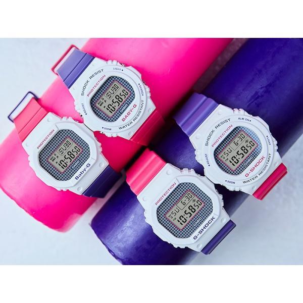 G-SHOCK ジーショック DW-5600THB-7JF スクエアフェイス Throwback 1990s ペアモデル 男性用 腕時計 CASIO カシオ|tokei-akashiya|05