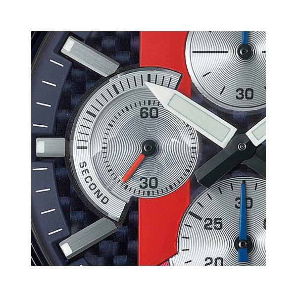 EDIFICE エディフィス EFR-S567YTR-2AJR スクーデリア・トロ・ロッソ・リミテッドエディション 第7弾 腕時計 メタルバンド tokei-akashiya 03