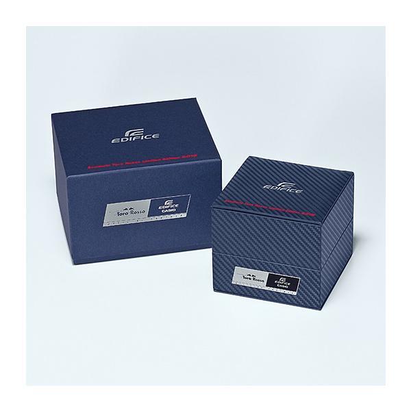 EDIFICE エディフィス EFR-S567YTR-2AJR スクーデリア・トロ・ロッソ・リミテッドエディション 第7弾 腕時計 メタルバンド tokei-akashiya 02