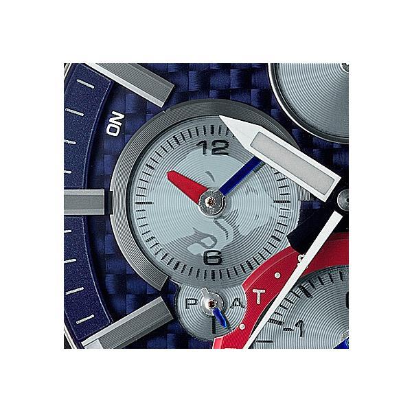 EDIFICE エディフィス EQB-1000TR-2AJR スクーデリア・トロロッソ・リミテッドエディション 第7弾 スマートフォンリンク タフソーラー 腕時計 クロスバンド|tokei-akashiya|04