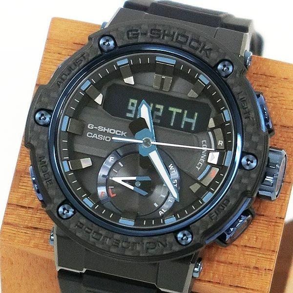 G-SHOCK ジーショック GST-B200X-1A2JF カーボンコアガード構造 G-STEEL Bluetooth対応 タフソーラー メンズ 腕時計 tokei-akashiya 02