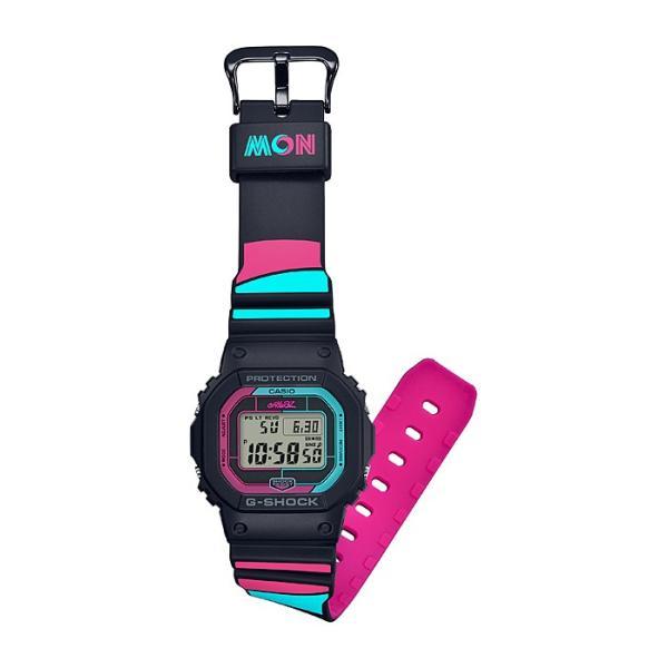 【訳アリ特価】 G-SHOCK ジーショック GW-B5600GZ-1JR 電波ソーラー Gorillazコラボモデル Bluetooth対応 メンズ腕時計 外箱にシワがございます|tokei-akashiya|02