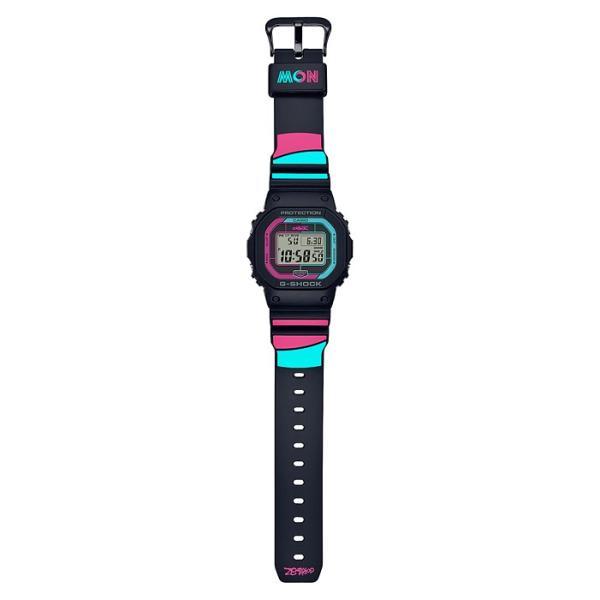 【訳アリ特価】 G-SHOCK ジーショック GW-B5600GZ-1JR 電波ソーラー Gorillazコラボモデル Bluetooth対応 メンズ腕時計 外箱にシワがございます|tokei-akashiya|03