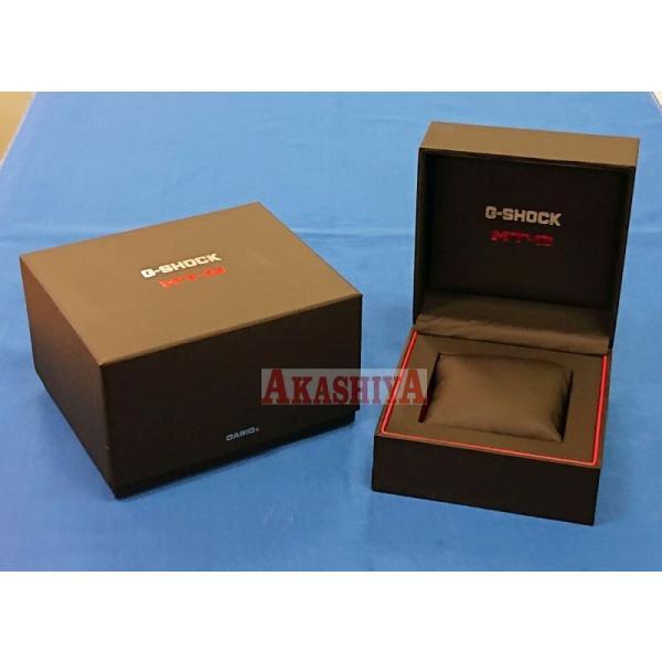 G-SHOCK ジーショック MTG-B1000XBD-1AJF カーボンベゼル 電波ソーラー Bluetooth スマートフォンリンク機能 tokei-akashiya 11
