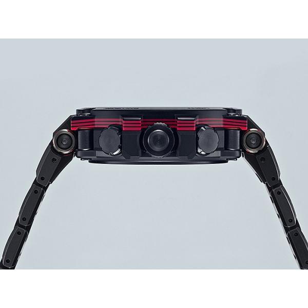 G-SHOCK ジーショック MTG-B1000XBD-1AJF カーボンベゼル 電波ソーラー Bluetooth スマートフォンリンク機能 tokei-akashiya 04