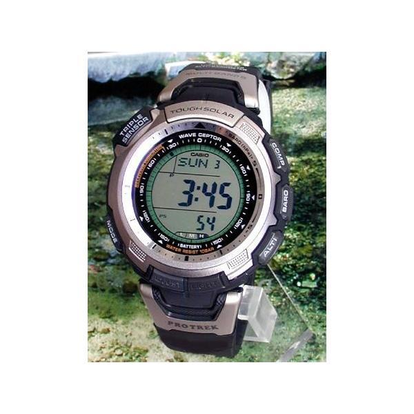 e43a79cbc2 CASIO PROTREKカシオ プロトレック メンズ 腕時計時計 PRW-1300-1 カシオプロトレック ...