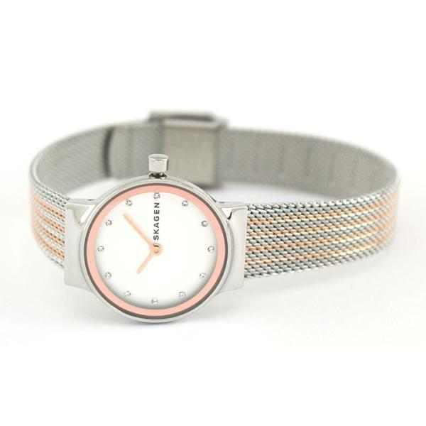 SKAGEN スカーゲン SKW2699 フレジャ レディース 腕時計 海外モデル 金 ピンクゴールド 銀 シルバー メタル