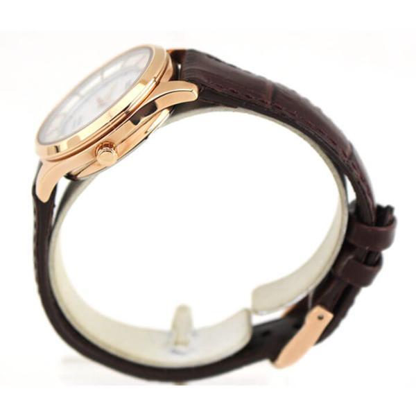 ポイント最大22倍 SEIKO SELECTION セイコー セレクション ソーラー STPX046 国内正規品 レディース 腕時計 シルバー チタン レザー 革バンド