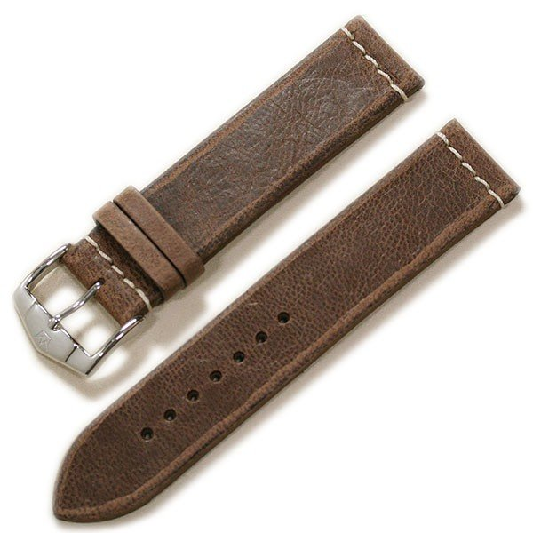 ロシェ AMARILLO ゴート 時計ベルト 対応サイズ:20mm,22mm,24mm