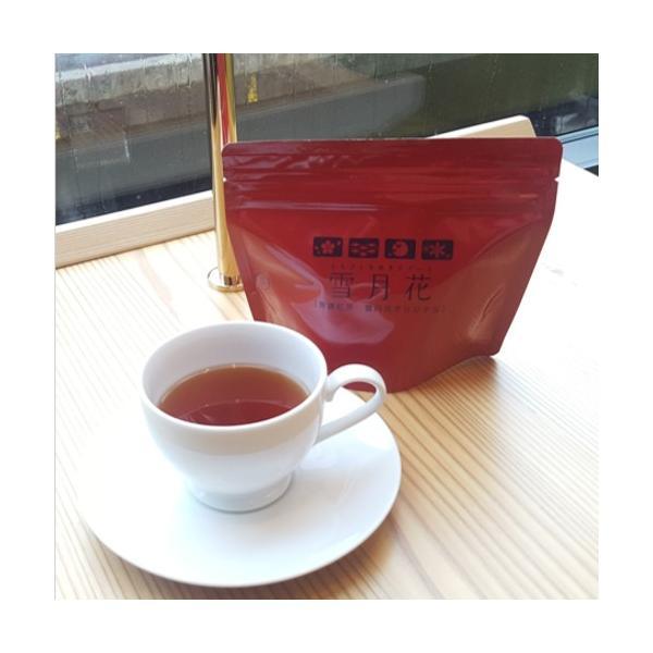ホワイトデー 紅茶 週末の贅沢 雪月花 雪蓮紅茶 ティーパック 10P入り|tokitetsu-official