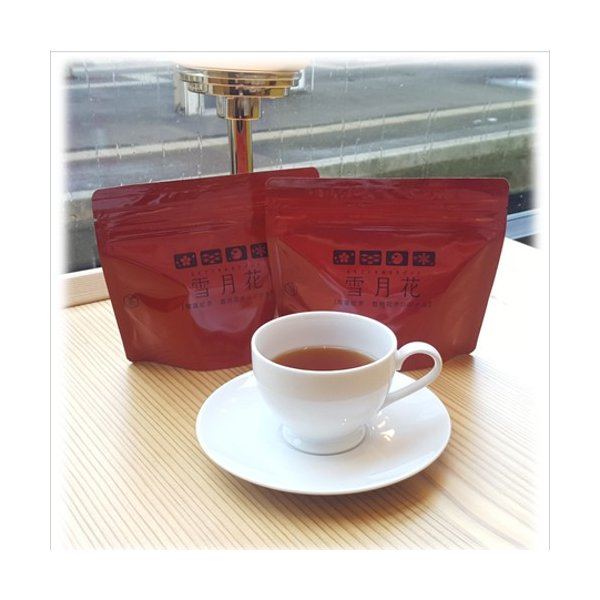 ホワイトデー 紅茶 週末の贅沢 雪月花 雪蓮紅茶 ティーパック 10P入り|tokitetsu-official|02