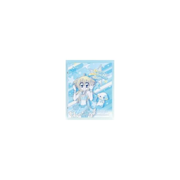 きらりん☆レボリューション きらりんミルフィーカード☆ファイル 2007コレクション ブルー