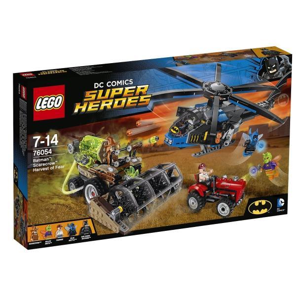 スーパーヒーローズ 76054 バットマン スケアクロウ 恐怖の収穫