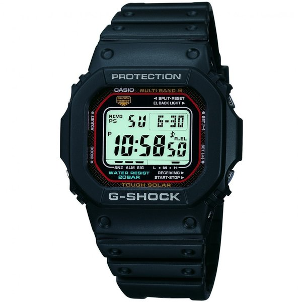 CASIO G-SHOCK GW-M5610-1(国内品番GW-M5610-1JF) 電波 ソーラー tokizen