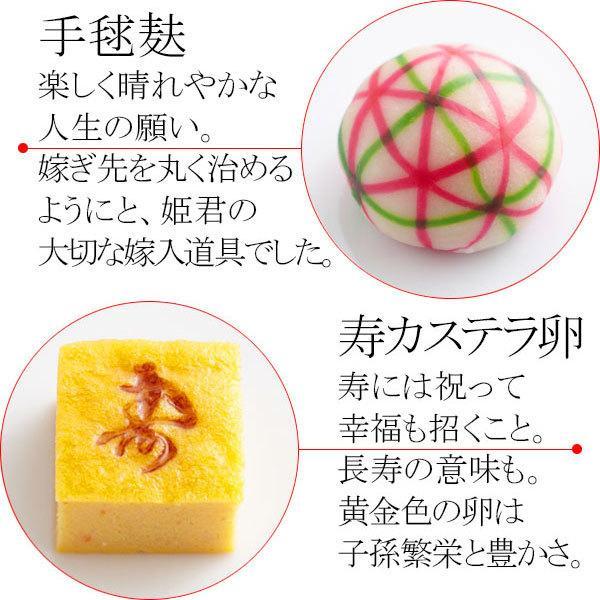 お食い初め 料理セットβ版 これがあればお食い初めが出来ます。(お食い初めの解説書付)お祝い膳は付属しません!天然の鯛・歯固めの石付宅配セット。|tokizenmiwa|11
