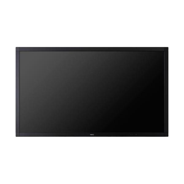NEC 55型ワイド タッチパネル内蔵大画面液晶ディスプレイ LCD-V554-T ブラックの画像