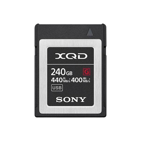 ソニー QD-G240F XQDカード 240GBの画像