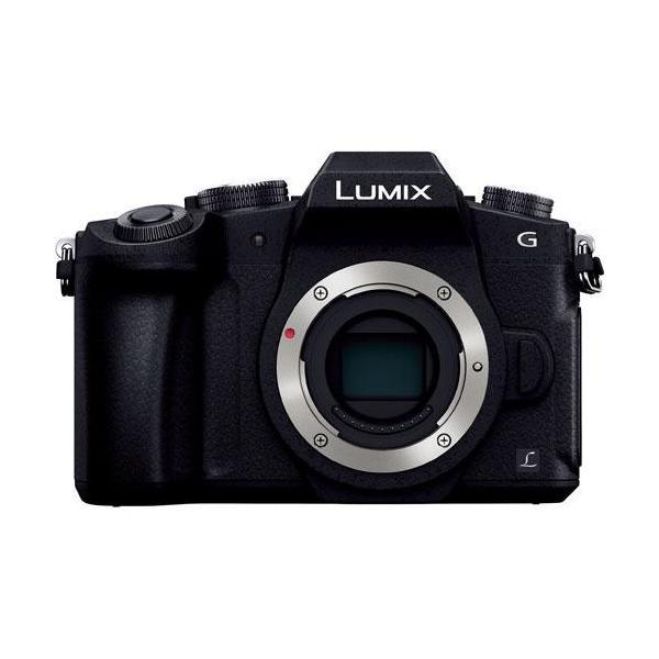 パナソニック LUMIX DMC-G8-K ボディ(ブラック)