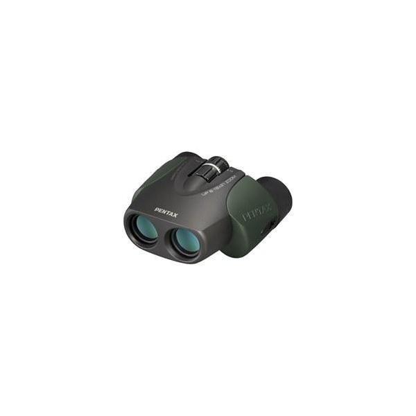 ペンタックス UP 8-16x21 ZOOM タンクロー(グリーン) 8倍双眼鏡