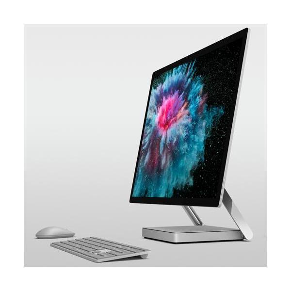 マイクロソフト Surface Studio 2(i7 2TB 32GB) LAM-00023 プラチナの画像