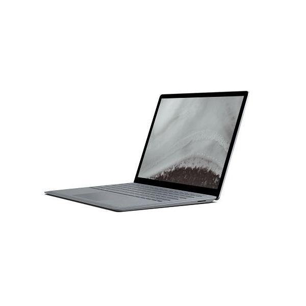 Microsoft LQQ-00055 ノートパソコン Surface Laptop 2(サーフェス ラップトップ2) プラチナ [13.5型 /intel Core i7 /SSD:256GB /メモリ:8GB /2019年1月モデル]の画像