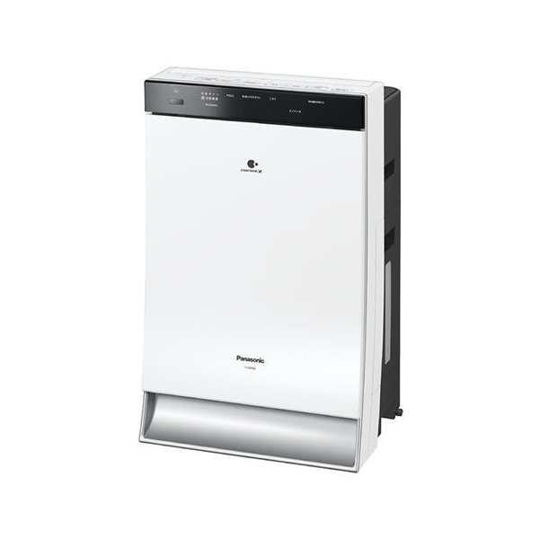 パナソニック F-VXR90-W(ホワイト) 加湿空気清浄機 空気清浄40畳/加湿24畳