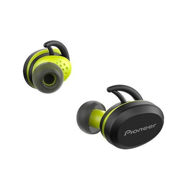 パイオニア Bluetoothヘッドホン SE-E8TW(Y) イエローの画像