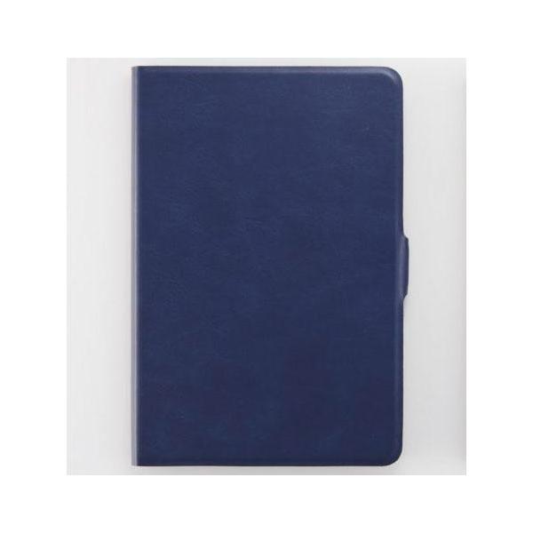 トリニティ iPad mini4用ケース TR-IPD177-SS-NNV ネイビーの画像