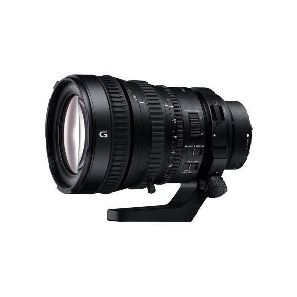 ソニー FE PZ 28-135mm F4 G OSS