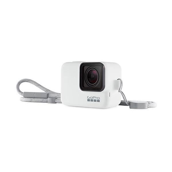 GoPro ACSST-002 スリーブ+ランヤード(ホワイト)