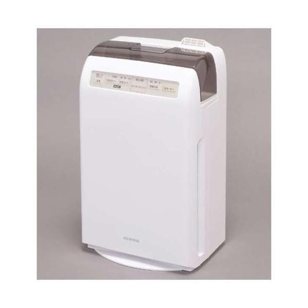 アイリスオーヤマ 加湿空気清浄機 RHF-252 ホワイト 適応畳数:主に10畳の画像