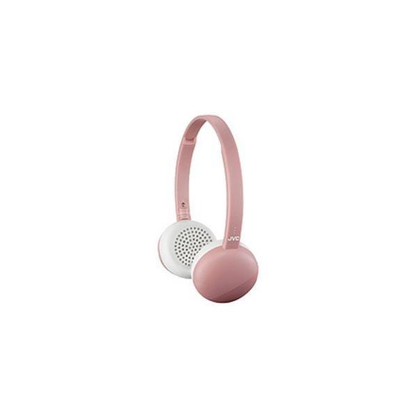 JVC Bluetoothヘッドホン HA-S28BT-P ダスティピンクの画像
