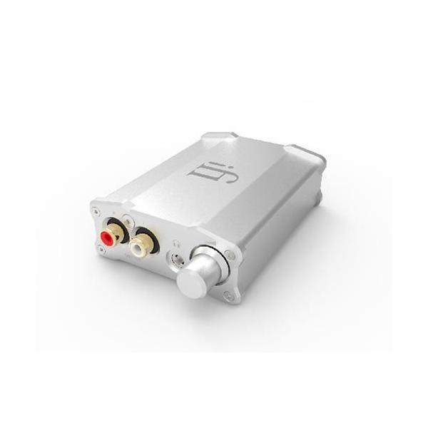 【長期保証付】iFI-Audio nano iDSDヘッドホンアンプ USB入力専用