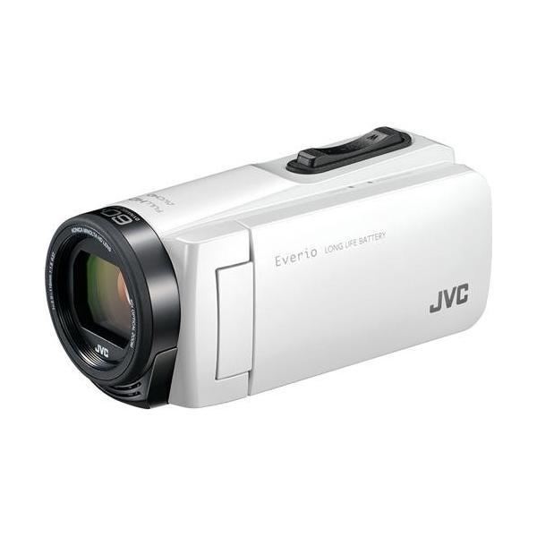 【長期保証付】JVC GZ-F270-W(ホワイト) Everio(エブリオ) ビデオカメラ 32GB