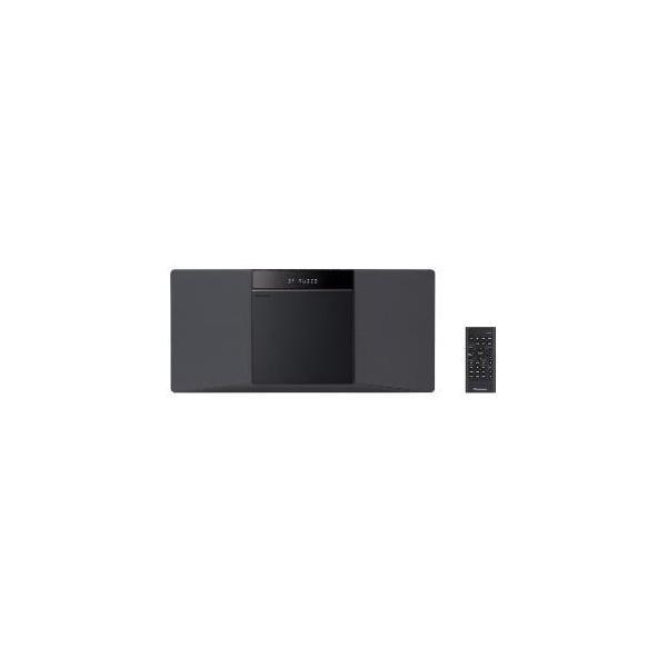 【長期保証付】パイオニア X-SMC02(B) スタイリッシュCDミニコンポ(ブラック)