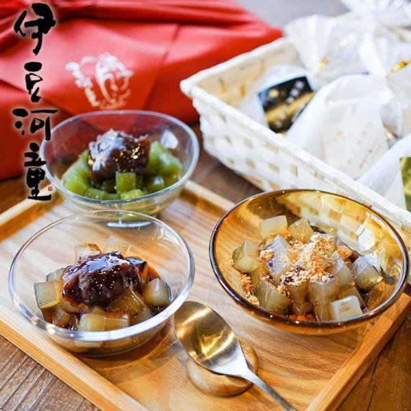 ギフト あんみつ 8個 セット 和菓子 送料無料 かご入り 贈り物 プレゼント 和スイーツ 食べ物 asu