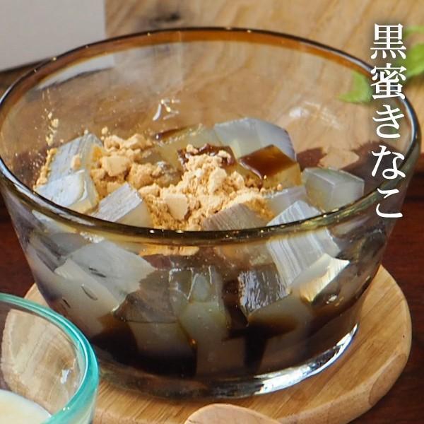 あんみつ 黒蜜きな粉 角切ところてん カップ入 伊豆河童 和菓子 asu|tokoroten|04
