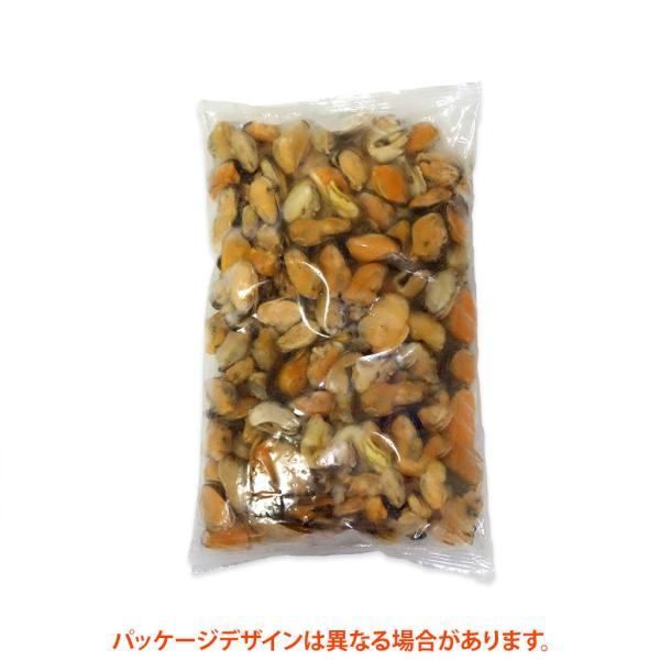 むき身ボイルムール貝 100〜200粒入り 1Kg