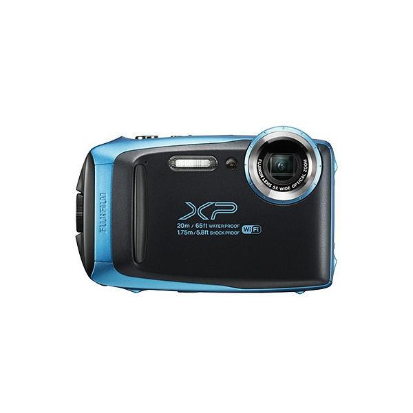 富士フィルム ファインピックス FinePix XP130 スカイブルー F  FX-XP130SB